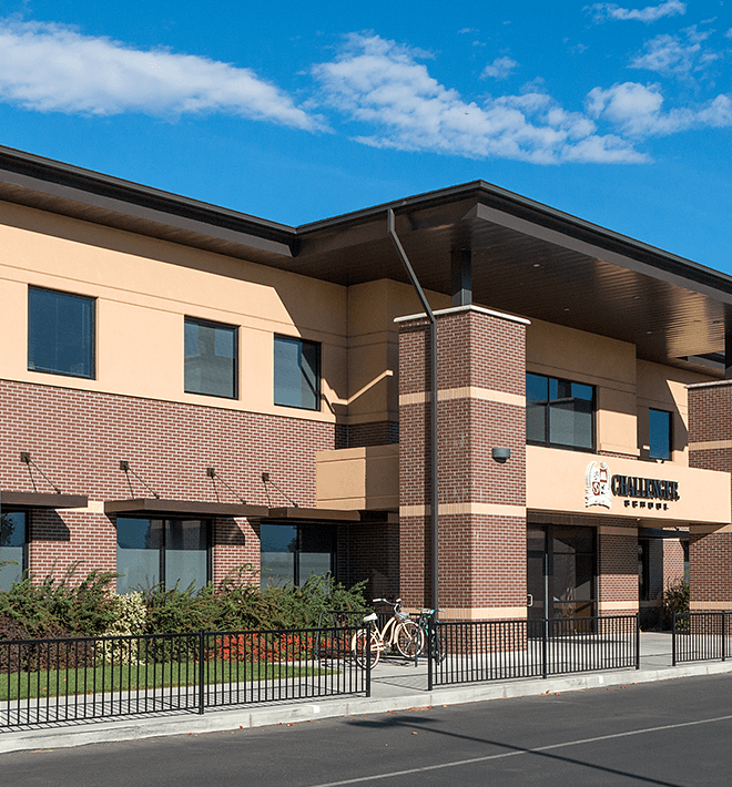 Meridian Campus | Challenger School - Everest | Private School In Meridian, Idaho
