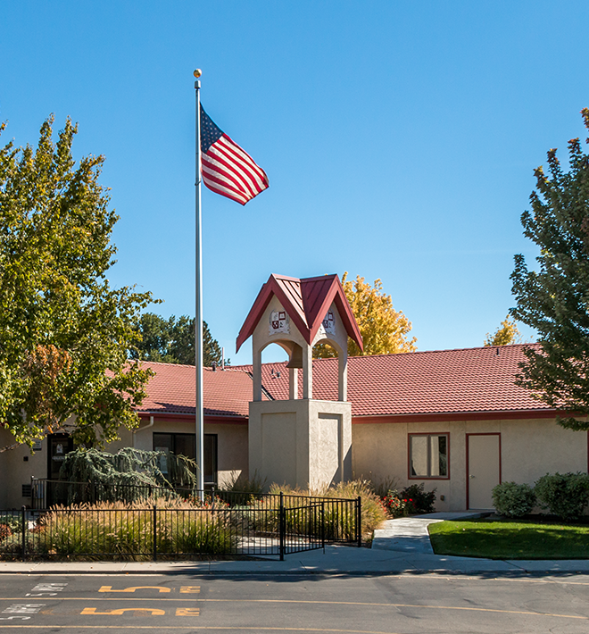 Boise Campus | Challenger School - Boise Bloom | Private School In Boise, Idaho