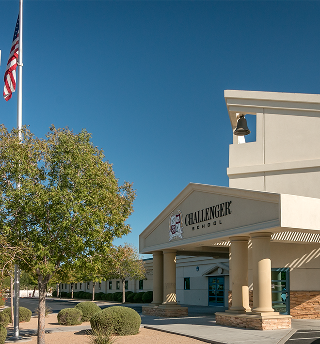 Silverado Campus | Challenger School - Silverado | Private School In Las Vegas, Nevada