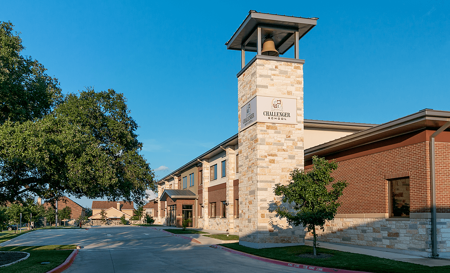 Campus Exterior | Challenger School - Avery Ranch | Private School In Austin, Texas