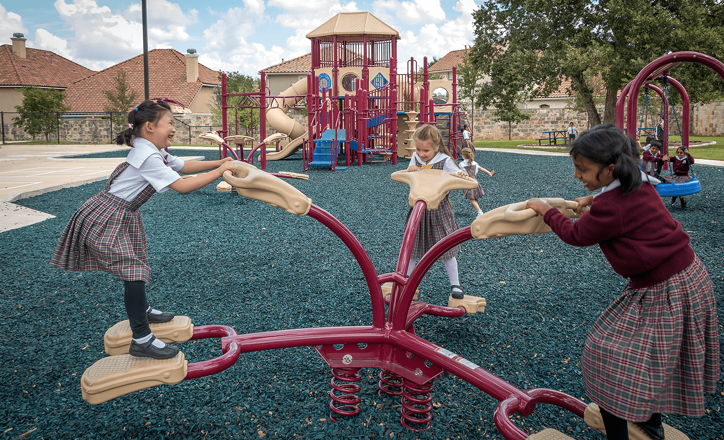 Playground | Challenger School - Avery Ranch | Private School In Austin, Texas