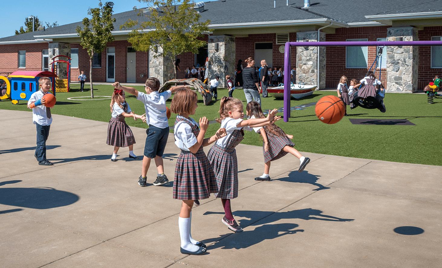Ball | Challenger School - Farmington | Private School In Farmington, Utah