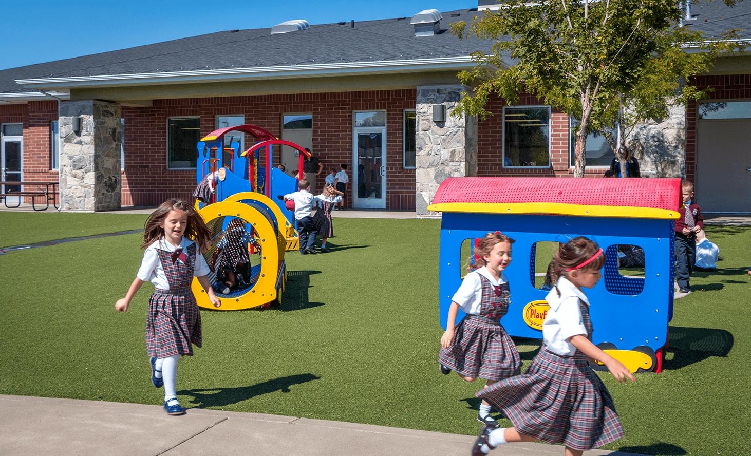 Elementary School Fun | Challenger School - Farmington | Private School In Farmington, Utah