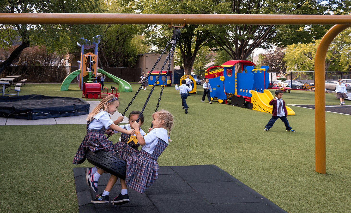 Swing | Challenger School - Holladay | Private School In Holladay, Utah