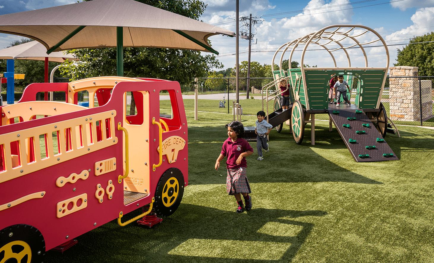 Preschool Facility | Challenger School - Round Rock | Private School In Round Rock, Texas