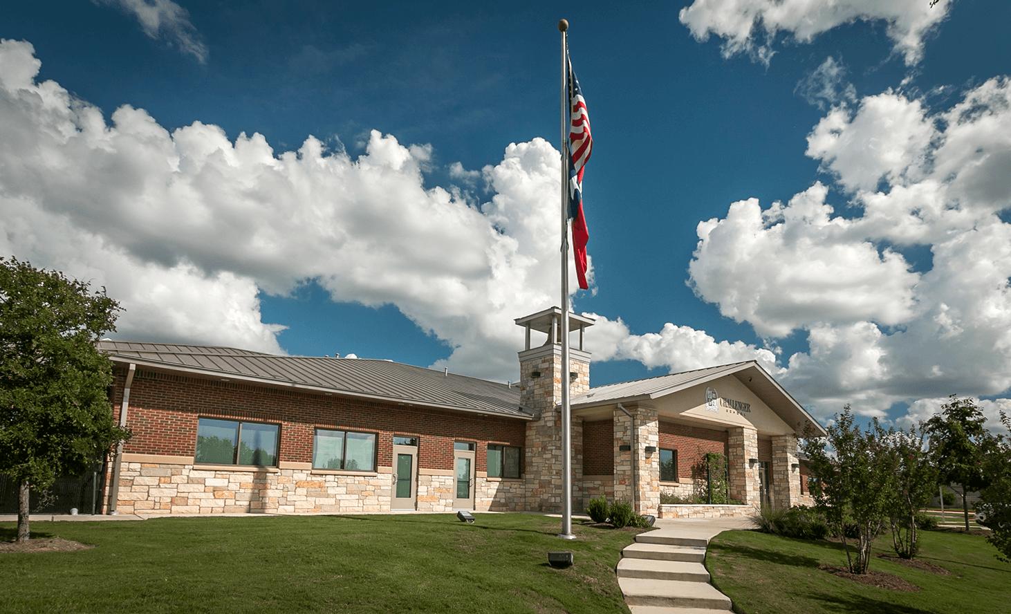 Campus Exterior | Challenger School - Round Rock | Private School In Round Rock, Texas