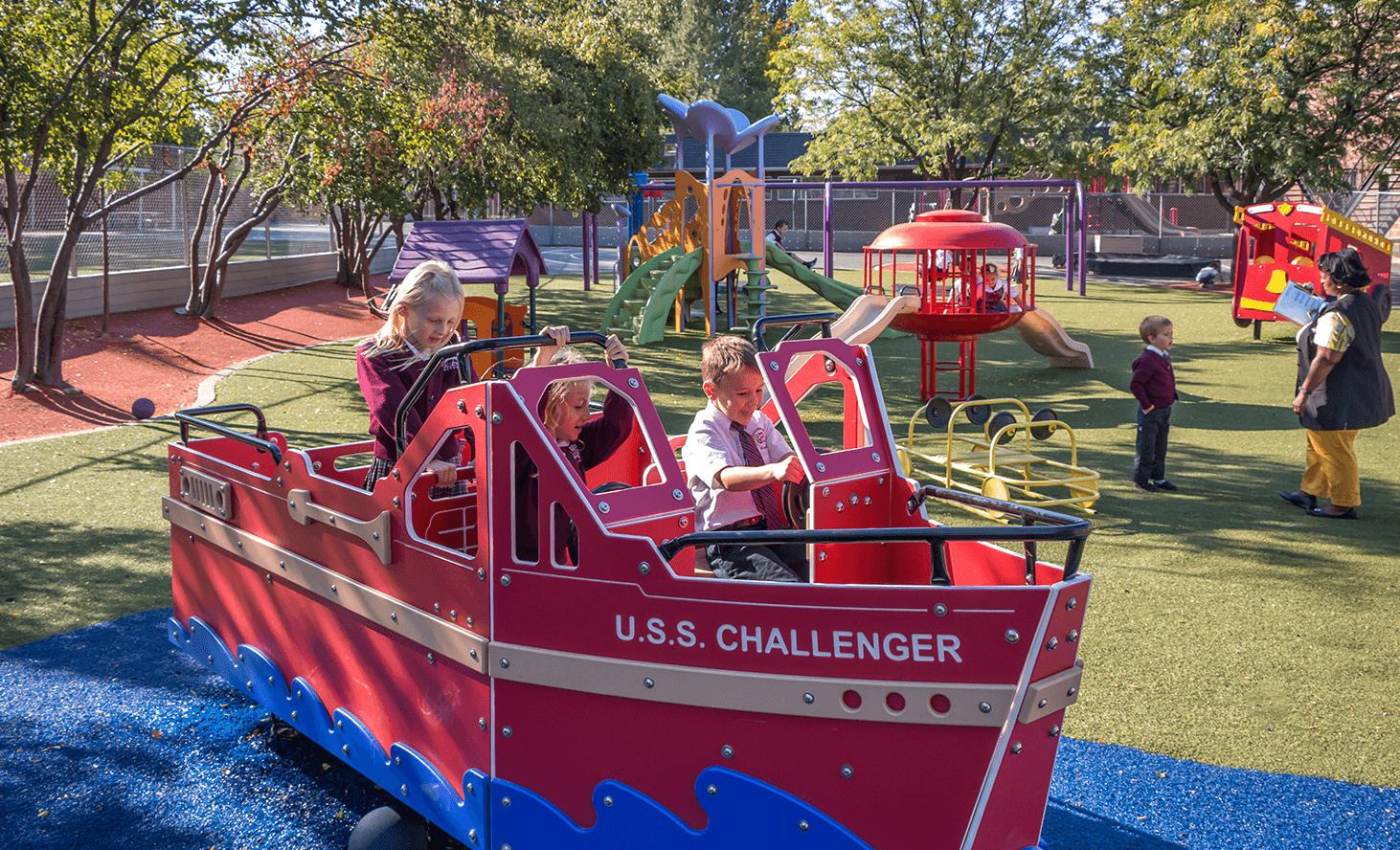 Preschool Fun | Challenger School - Sandy | Private School In Sandy, Utah