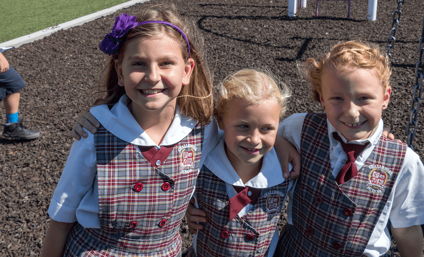 Elementary School Smile | Challenger School - Salt Lake | Private School In Salt Lake City, Utah