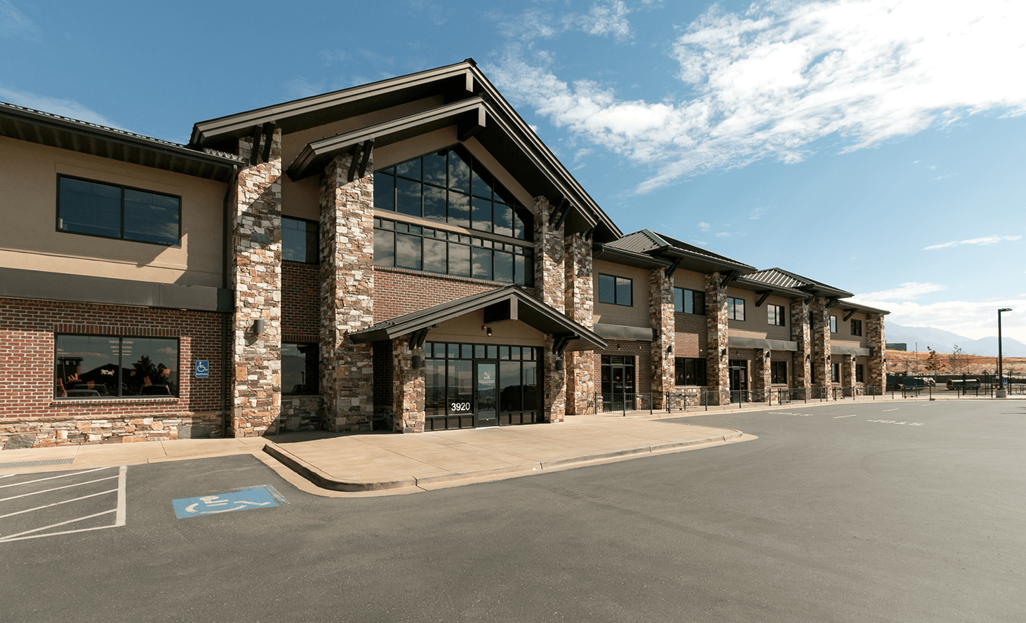 Campus Exterior | Challenger School - Traverse Mountain | Private School In Lehi, Utah