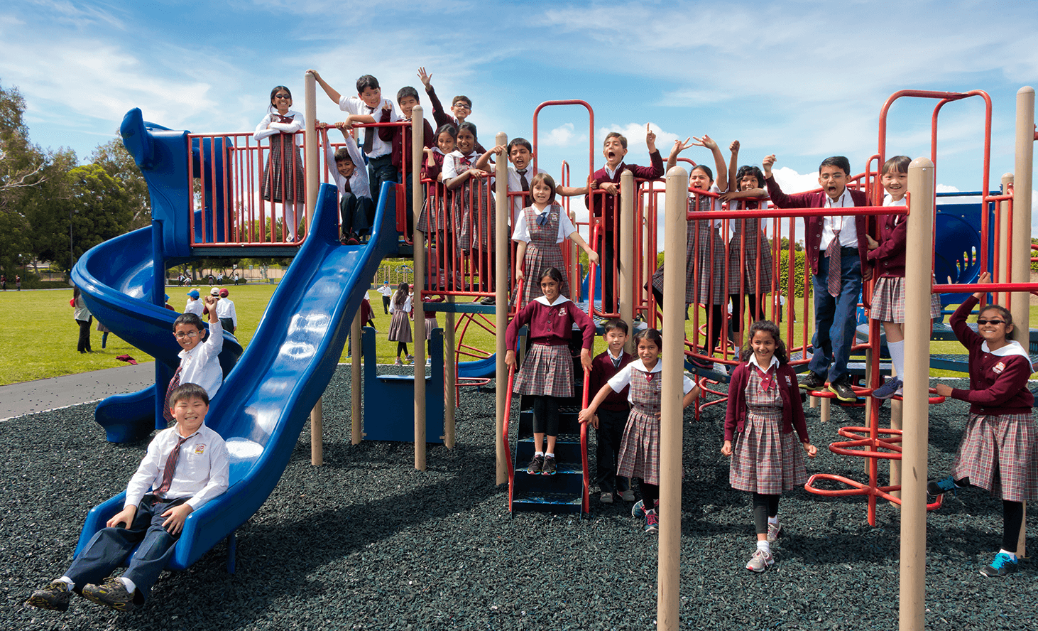 Elementary School Playground | Challenger School - Ardenwood | Private School In Newark, California