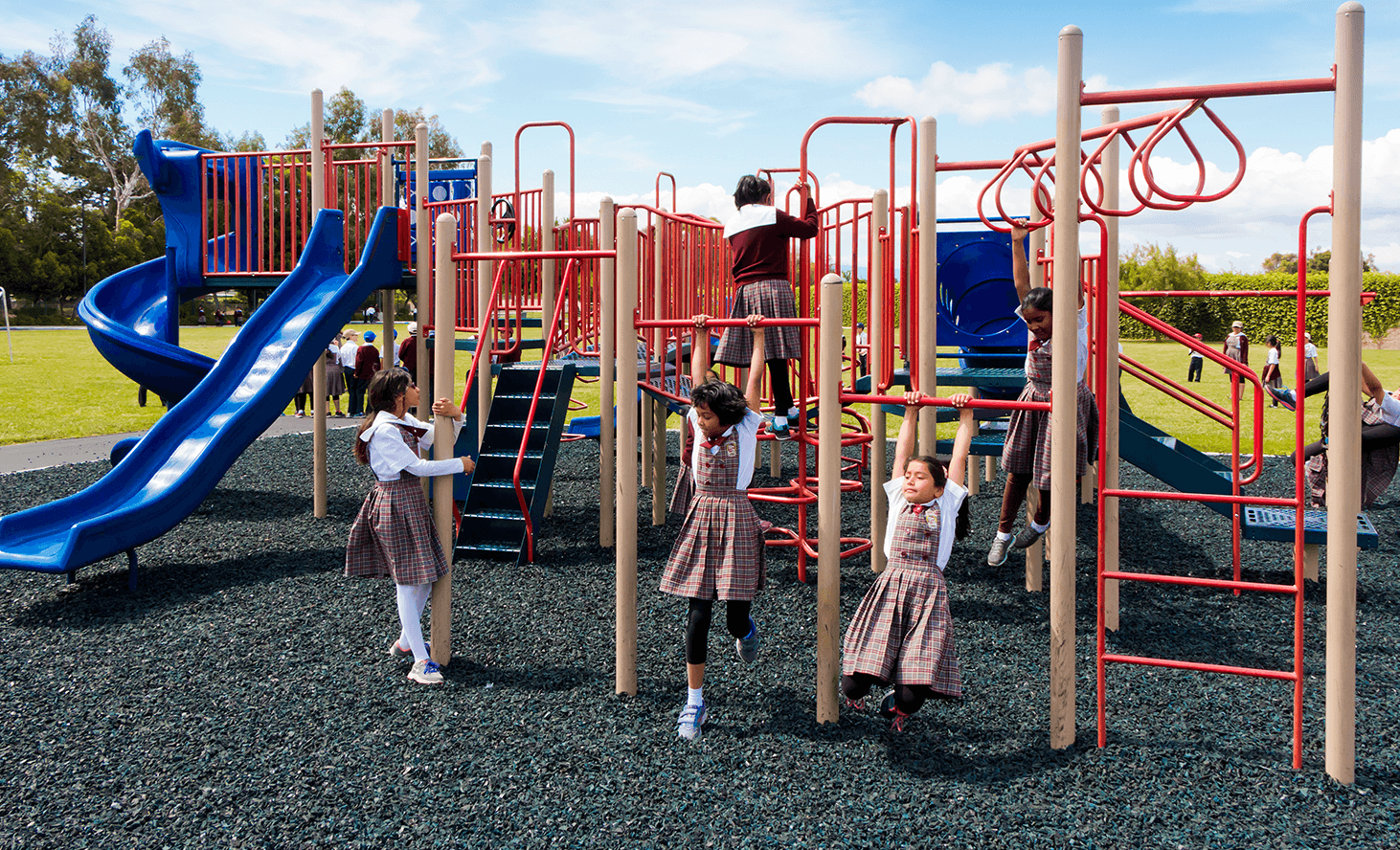 Private Elementary School Playground | Challenger School - Ardenwood | Private School In Newark, California