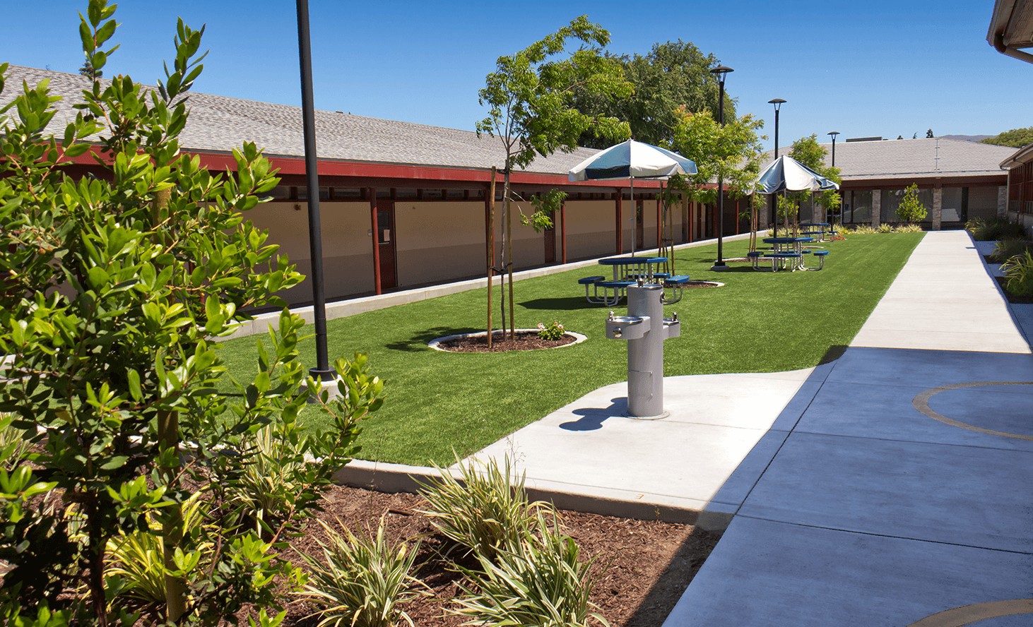 School Facilities | Challenger School - Berryessa | Private School In San Jose, California