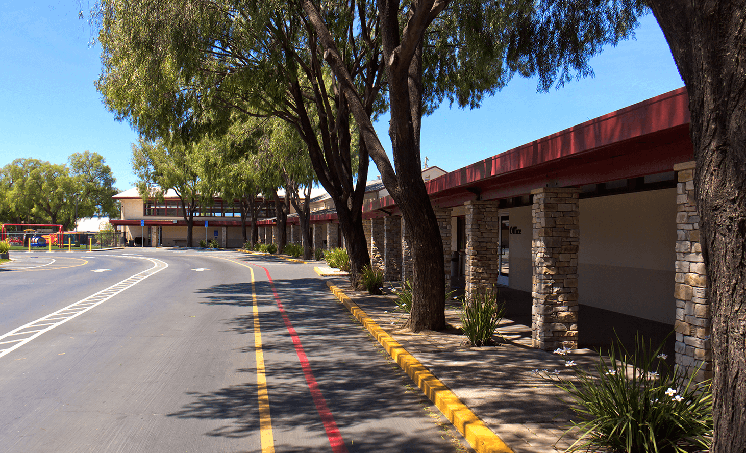 Exterior Parking Lot | Challenger School - Berryessa | Private School In San Jose, California