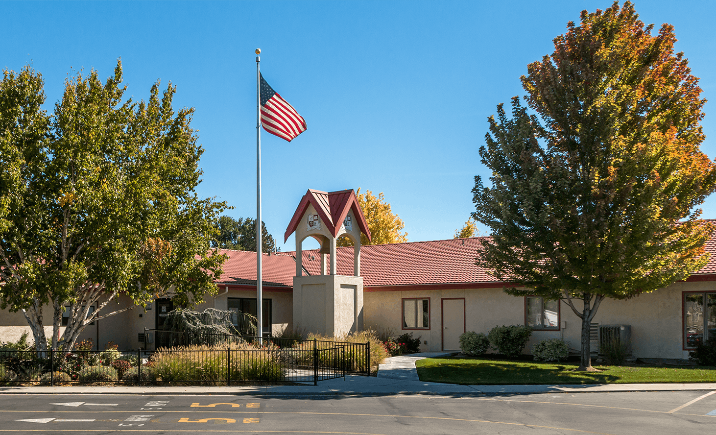 Campus | Challenger School - Boise Bloom | Private School In Boise, Idaho