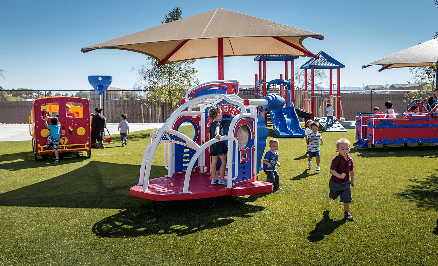 Playground | Challenger School - Desert Hills | Private School In Las Vegas, Nevada