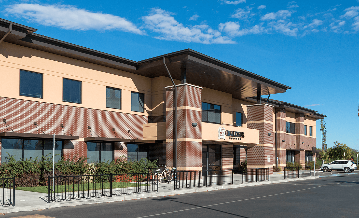 Campus Exterior | Challenger School - Everest | Private School In Meridian, Idaho