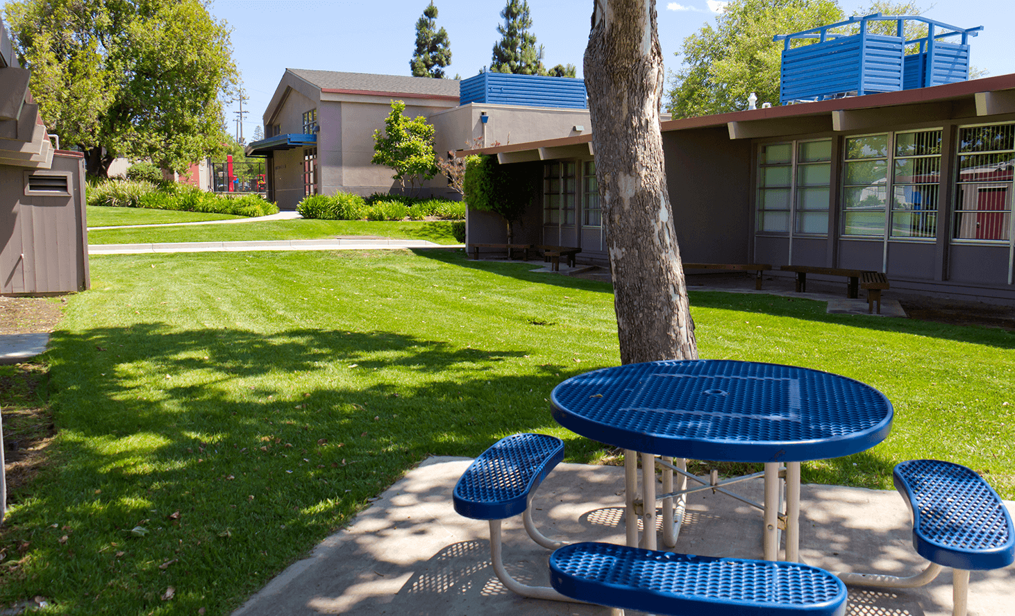 Campus Exterior | Challenger School - Harwood | Private School In San Jose, California