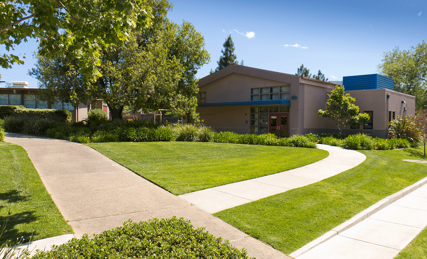 Campus Building | Challenger School - Harwood | Private School In San Jose, California