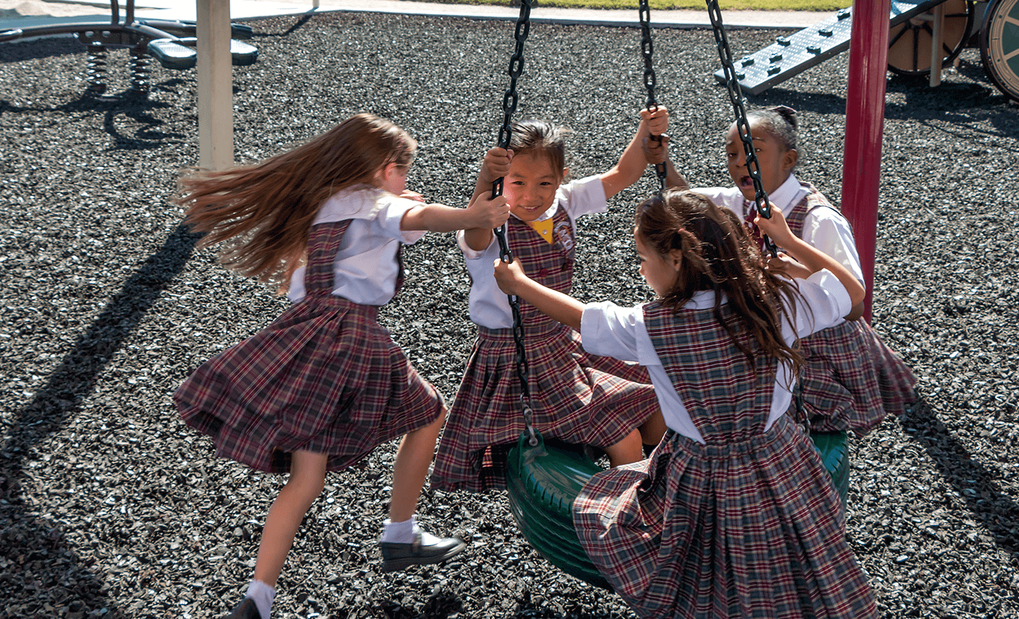 Elementary School Playground | Challenger School - Summerlin | Private School In Las Vegas, Nevada