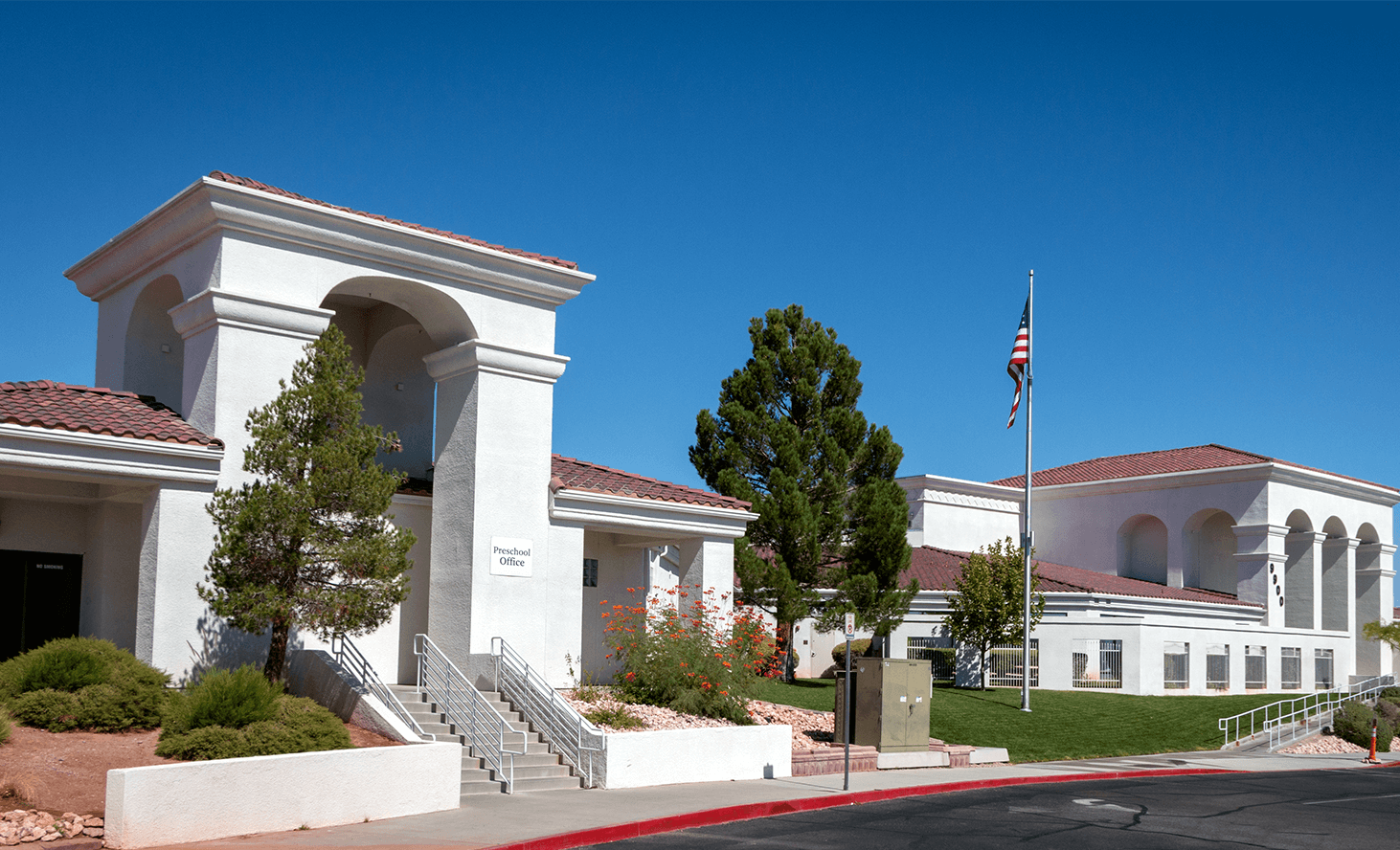 Campus | Challenger School - Summerlin | Private School In Las Vegas, Nevada