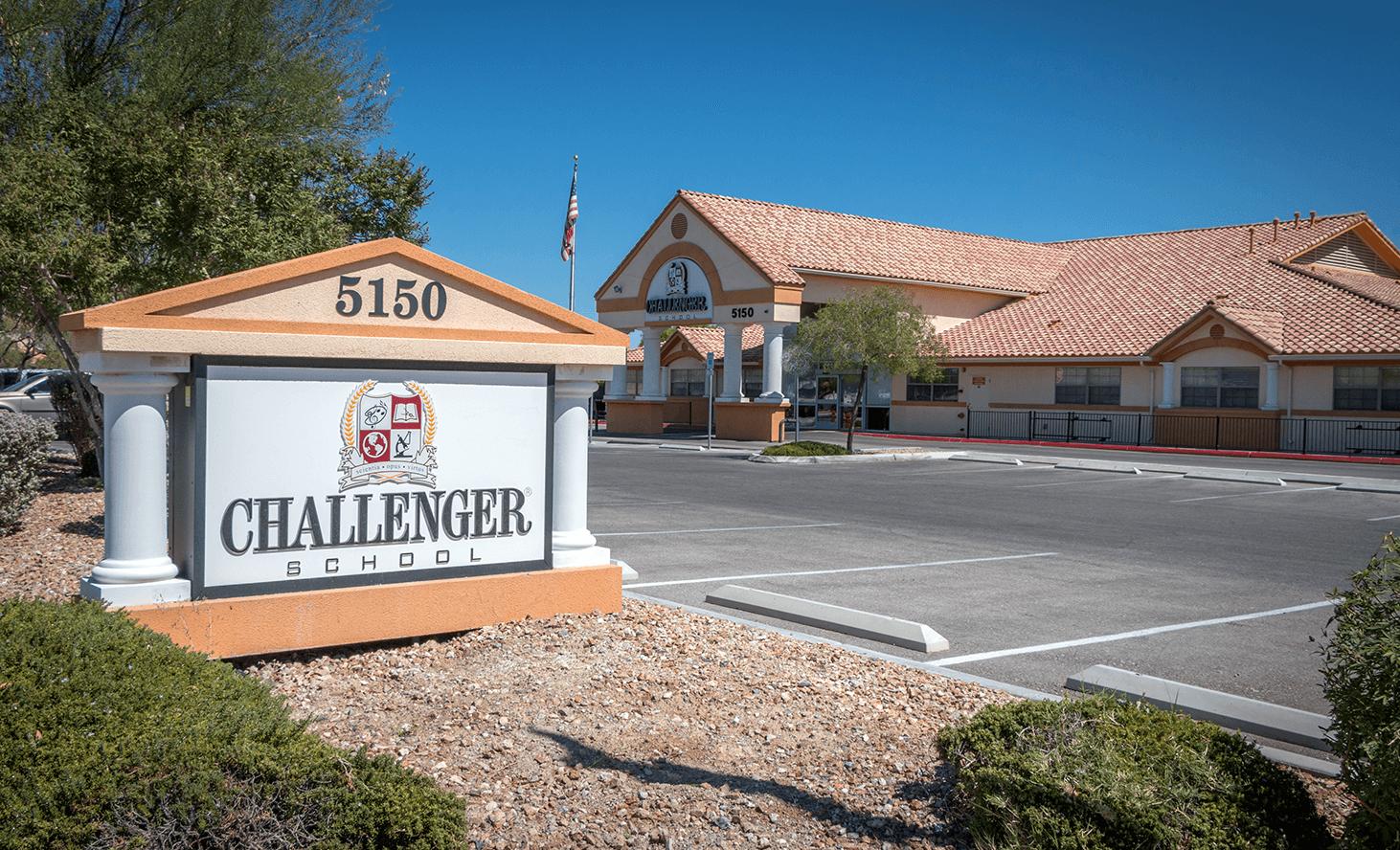 Campus | Challenger School - Los Prados | Private School In Las Vegas, Nevada
