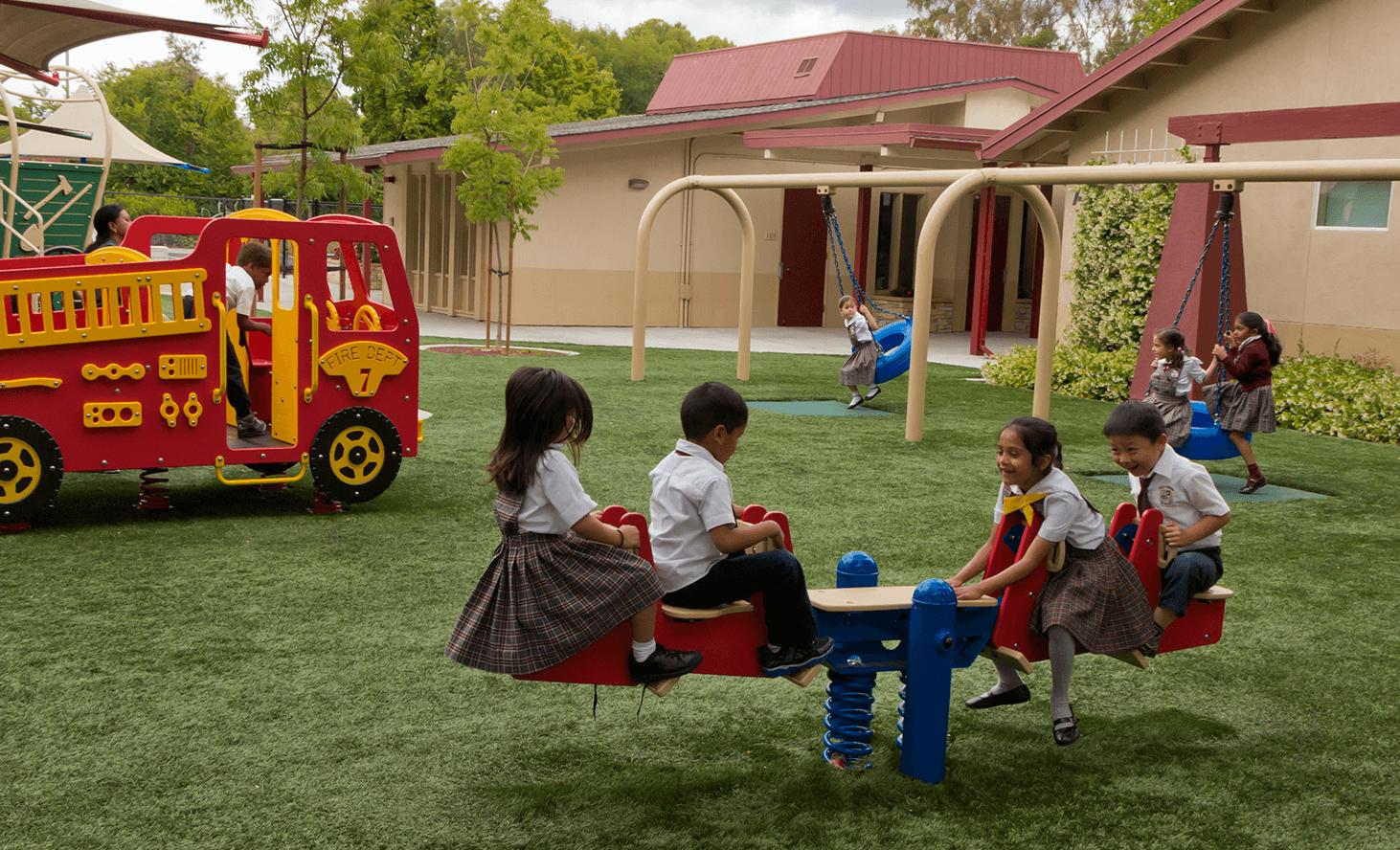 Seesaw | Challenger School - Middlefield | Private School In Palo Alto, California