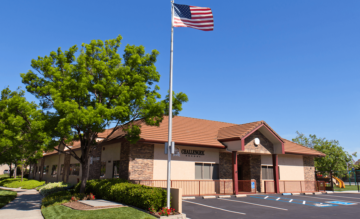 Campus Exterior | Challenger School - Newark | Private School In Newark, California