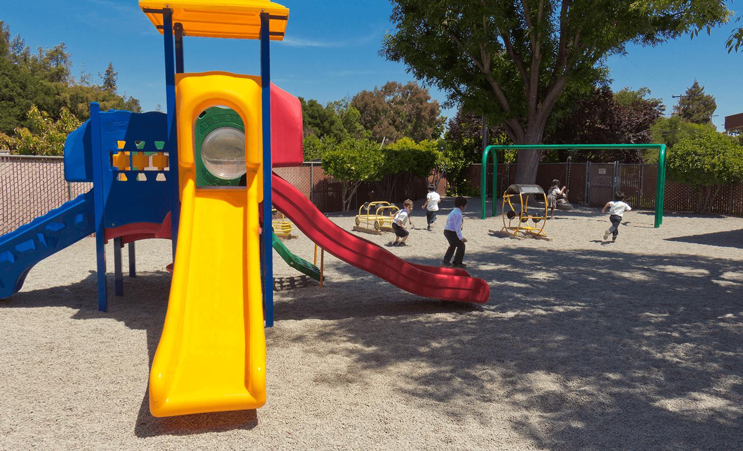 Preschool Playground | Challenger School - Saratoga | Private School In Saratoga, California