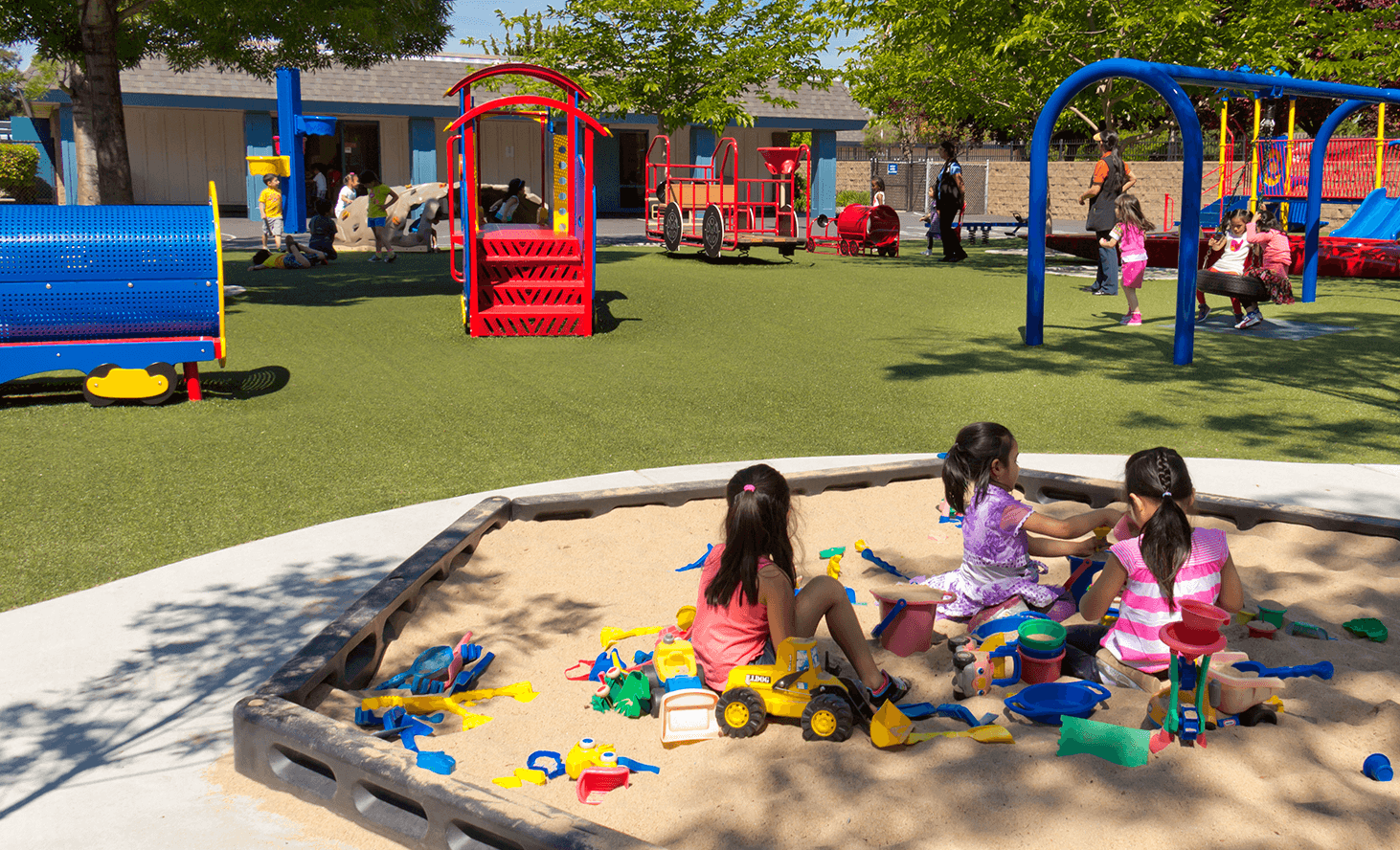 Sandbox | Challenger School - Shawnee | Private School In San Jose, California