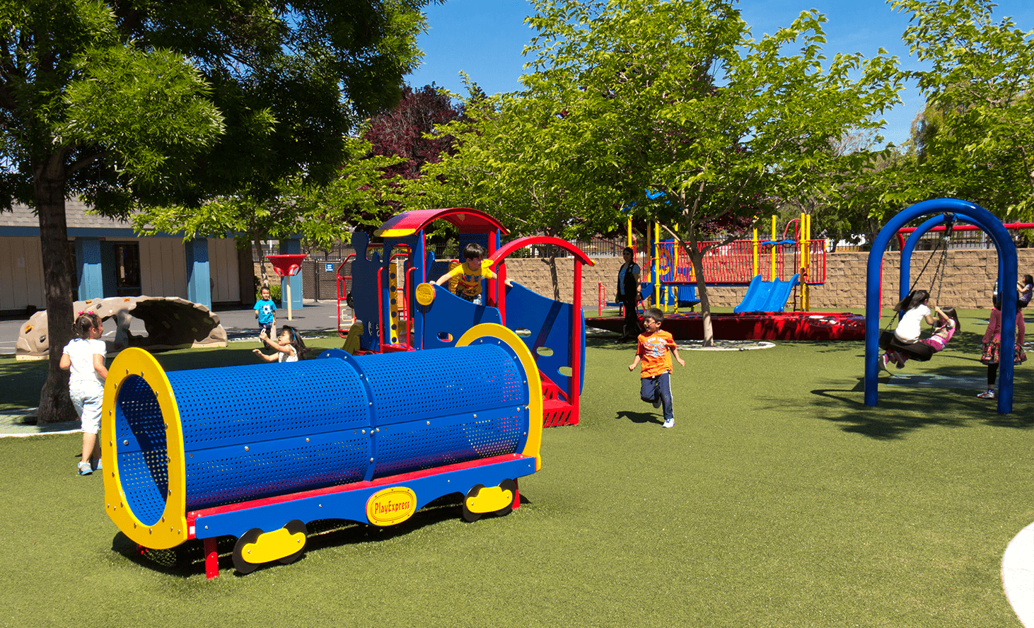 Playground | Challenger School - Shawnee | Private School In San Jose, California
