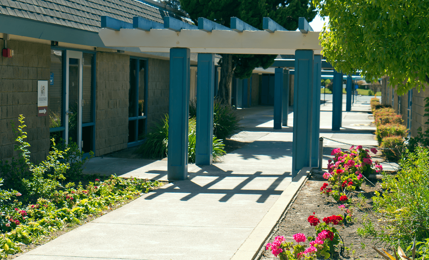 Exterior | Challenger School - Shawnee | Private School In San Jose, California