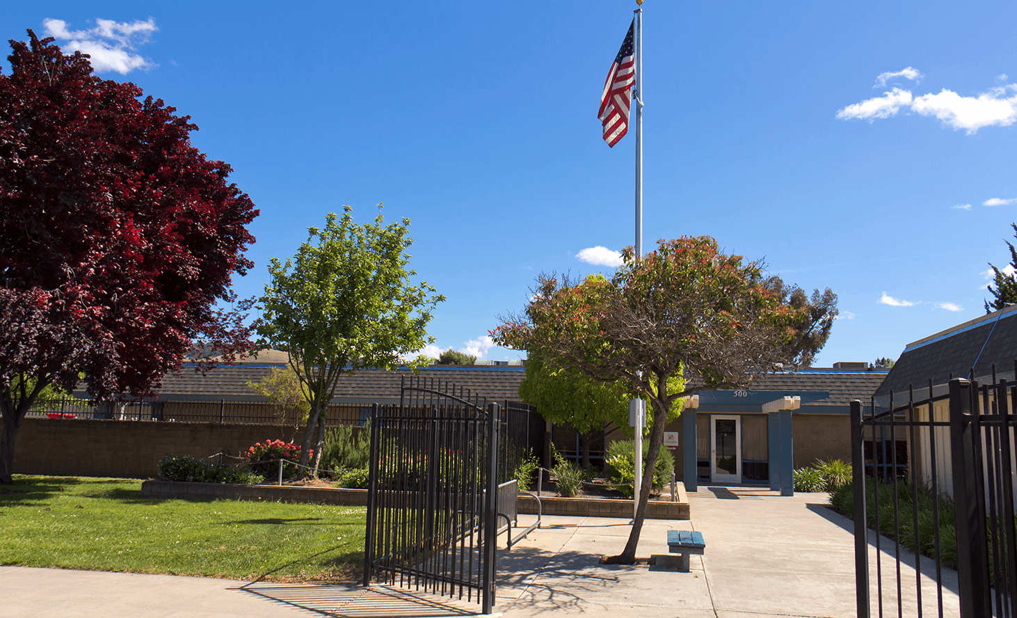 Campus Exterior | Challenger School - Shawnee | Private School In San Jose, California