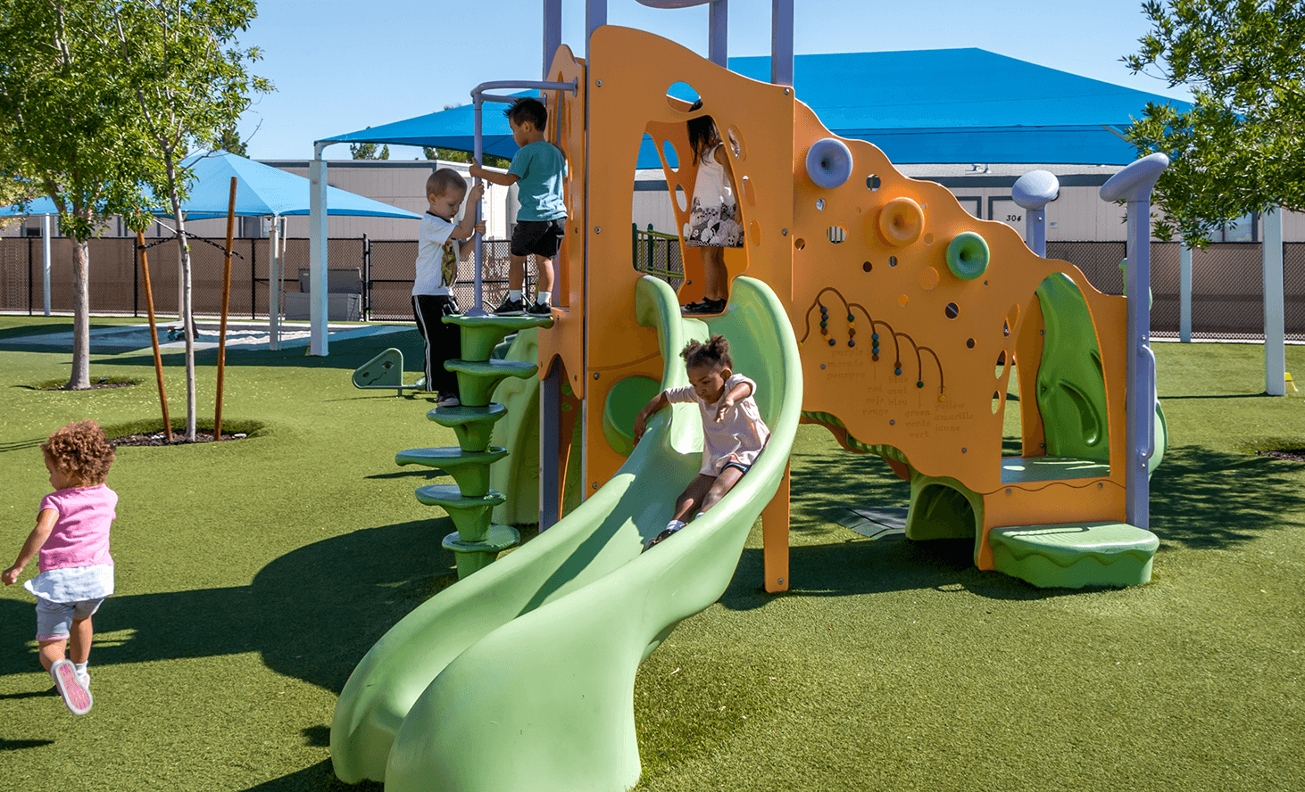 Playground | Challenger School - Silverado | Private School In Las Vegas, Nevada