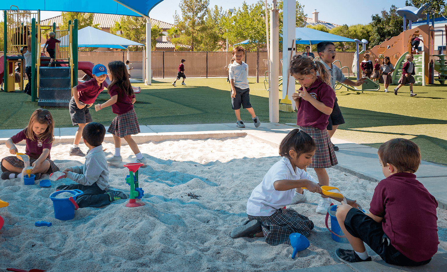 Sandbox | Challenger School - Silverado | Private School In Las Vegas, Nevada
