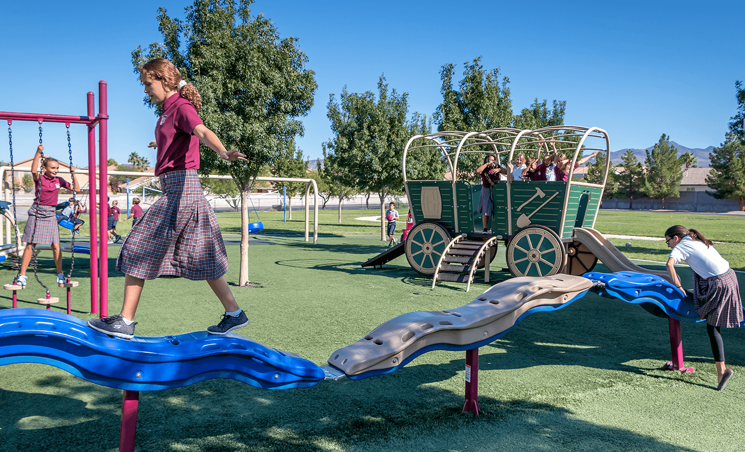 Seesaw | Challenger School - Silverado | Private School In Las Vegas, Nevada