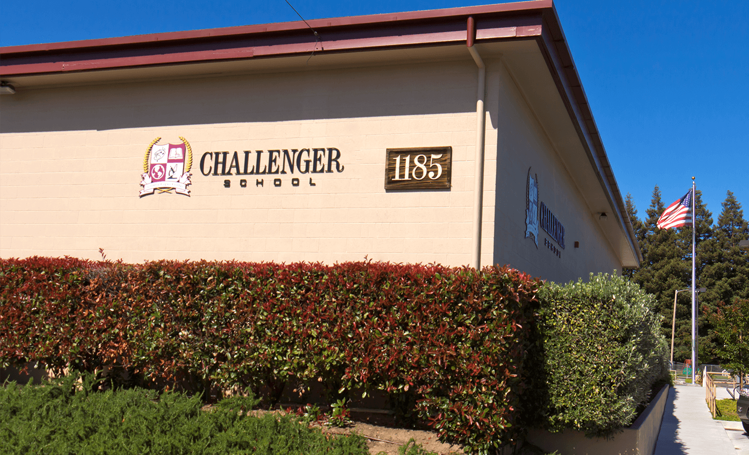 Building Front | Challenger School - Sunnyvale | Private School In Sunnyvale, California