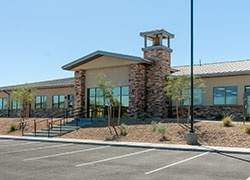Desert Hills Private School Campus Las Vegas, Nevada - Clark County